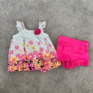 Penelope Mack infant girls outfit